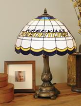 Nashville Predators Pride Tiffany Style Table Lamp