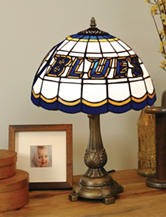 St. Louis Blues Pride Tiffany Style Table Lamp