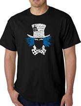 Los Angeles Pop Art Mad Hatter T-Shirt