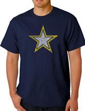 Los Angeles Pop Art Army Star T-Shirt