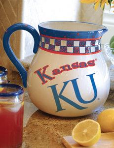 University of Kansas Gameday Pitcher