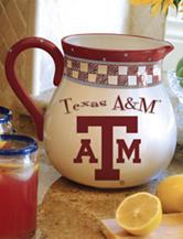 Texas A&M University Gameday Pitcher