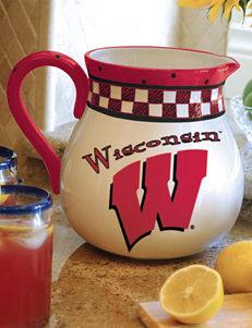 NCAA White Beverage Dispensers & Tubs Serveware