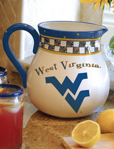 NCAA White Pitchers & Punch Bowls
