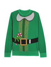 Santa's Helper Elf Sweater