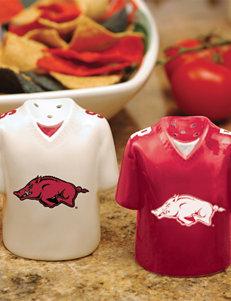 NCAA Red Salt & Pepper Shakers Serveware