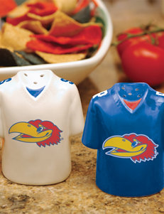 NCAA Blue Salt & Pepper Shakers