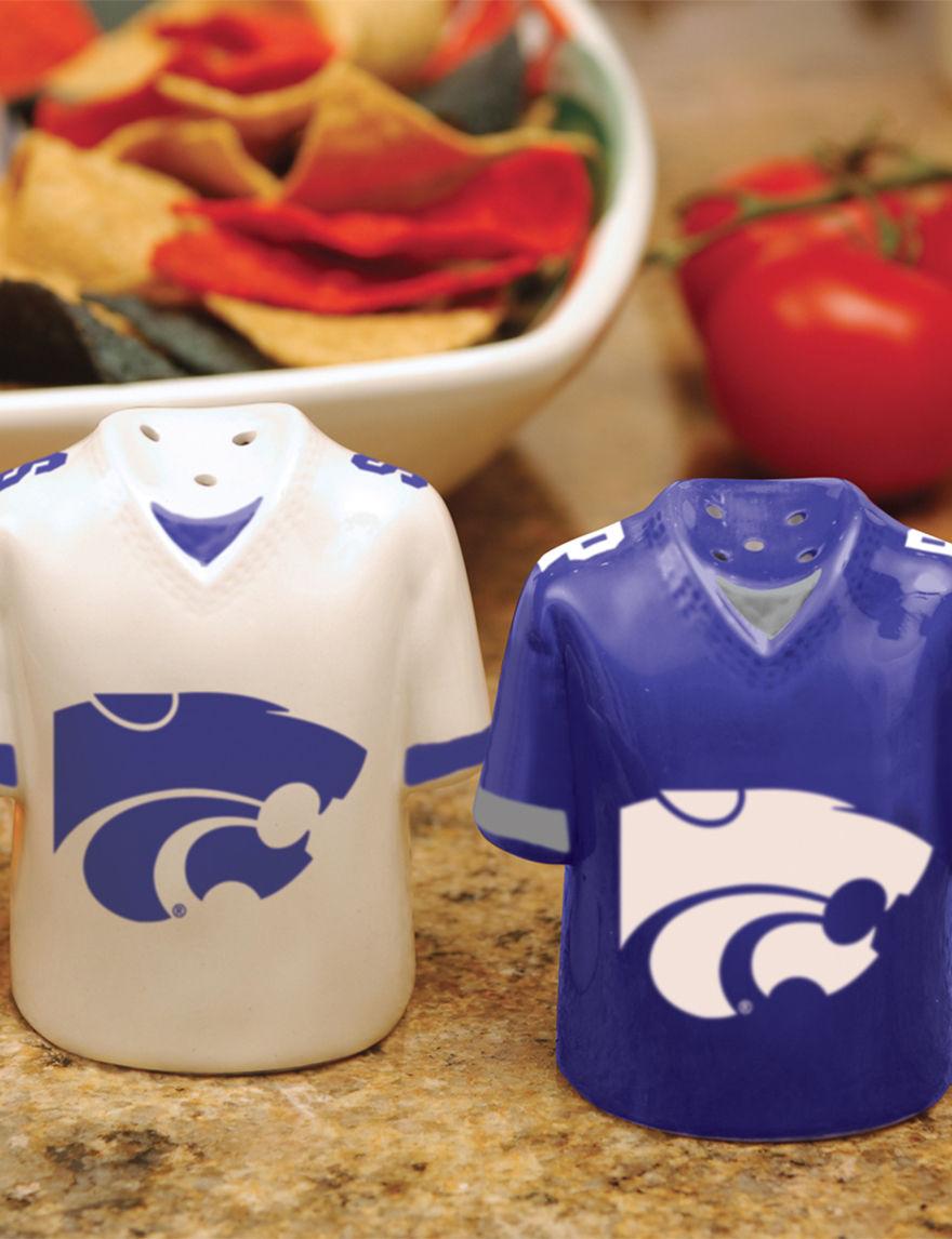 NCAA Purple Salt & Pepper Shakers