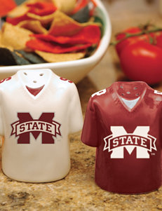 NCAA Red Salt & Pepper Shakers