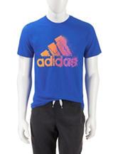 Adidas Logo T–Shirt