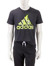 Adidas Flame Logo T–Shirt