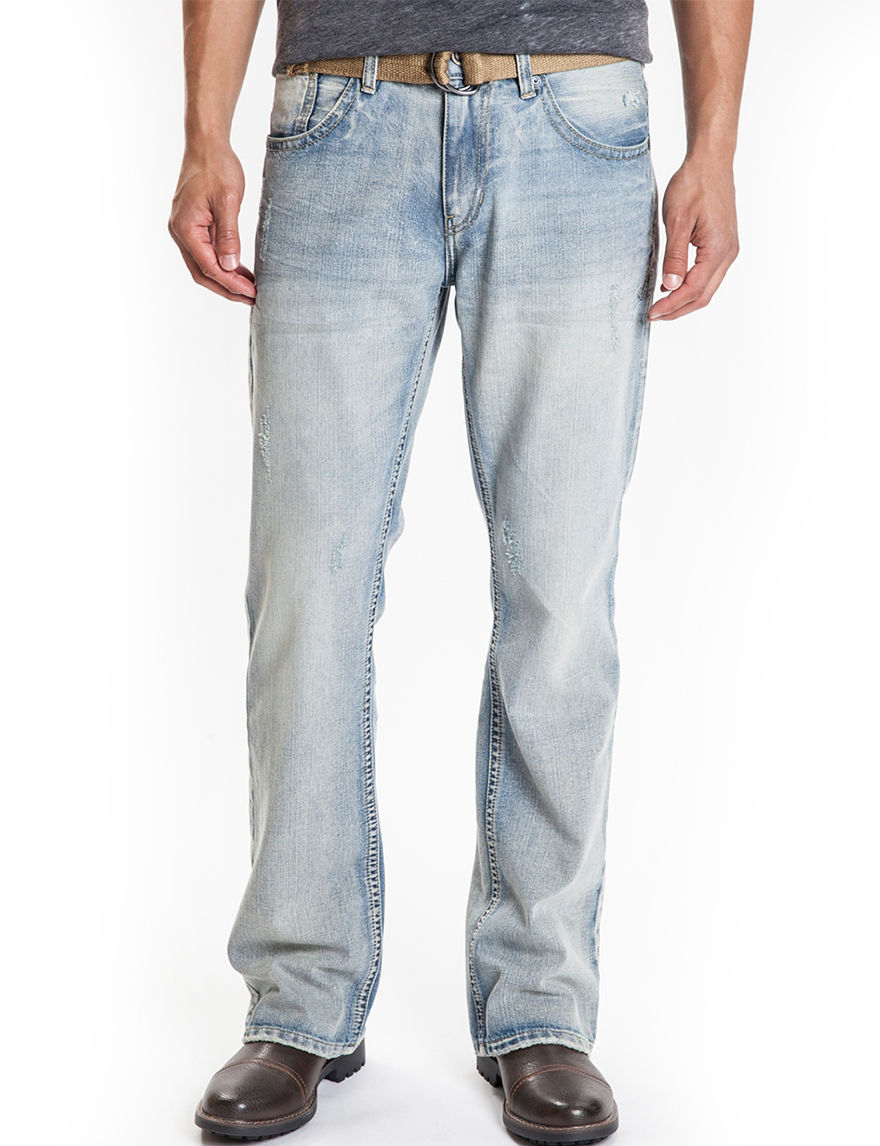 Union Bay Blue Bootcut