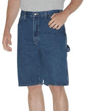 Dickies Stone Washed Relaxed Fit Carpenter Shorts