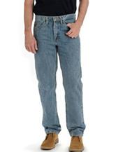 Lee® Worn Light Regular Fit Straight Leg Jeans