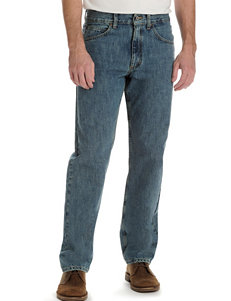 Lee® Wylie Regular Fit Straight Leg Jeans
