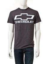 Chevrolet Charcoal Heather Vintage T-shirt