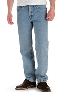 Lee® Light Stone Relaxed Fit Straight Leg Jeans