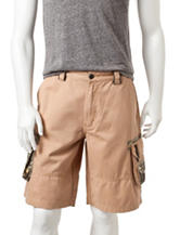 Earthletics Realtree® Xtra® Twill Cargo Short