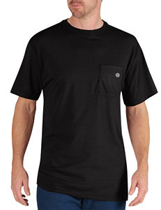 Dickies Black Tees & Tanks