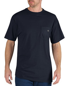 Dickies Dark Navy Dri-Release Performance T-shirt
