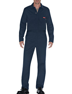 Dickies Navy Flame-Resistant Coverall