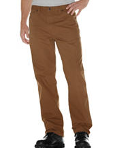 Dickies Brown Duck Relaxed Fit Duck Carpenter Jeans