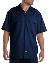 Dickies Dark Navy Work Shirt