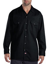 Dickies Black Work Shirt