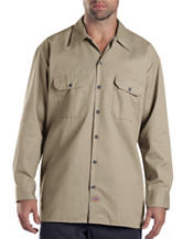 Dickies Desert Sand Work Shirt