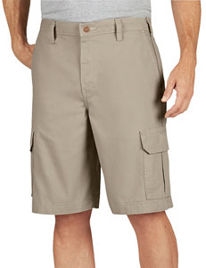 Dickies Desert Sand Relaxed Fit Lightweight Duck Cargo Shorts