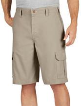 Dickies Desert Sand Relaxed Fit Lightweight Duck Cargo Shorts