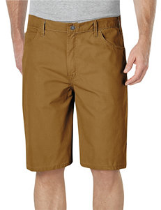 Dickies Brown Relaxed Straight
