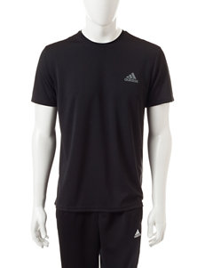adidas® Black Essential Tech T-shirt