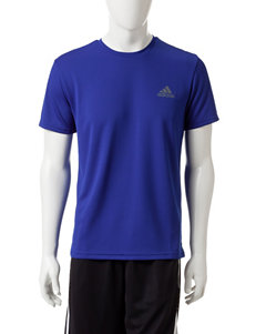 adidas® Royal Blue Essential Tech Shirt