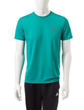 adidas® Blue Essential Tech T-shirt