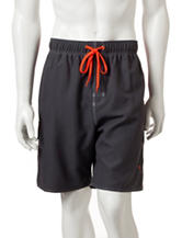Laguna Locked-In Solid Swim Shorts
