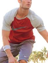 Nike® Raglan Swoosh T-shirt