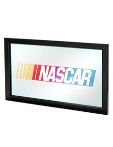 Nascar Black Mirrors Wall Decor