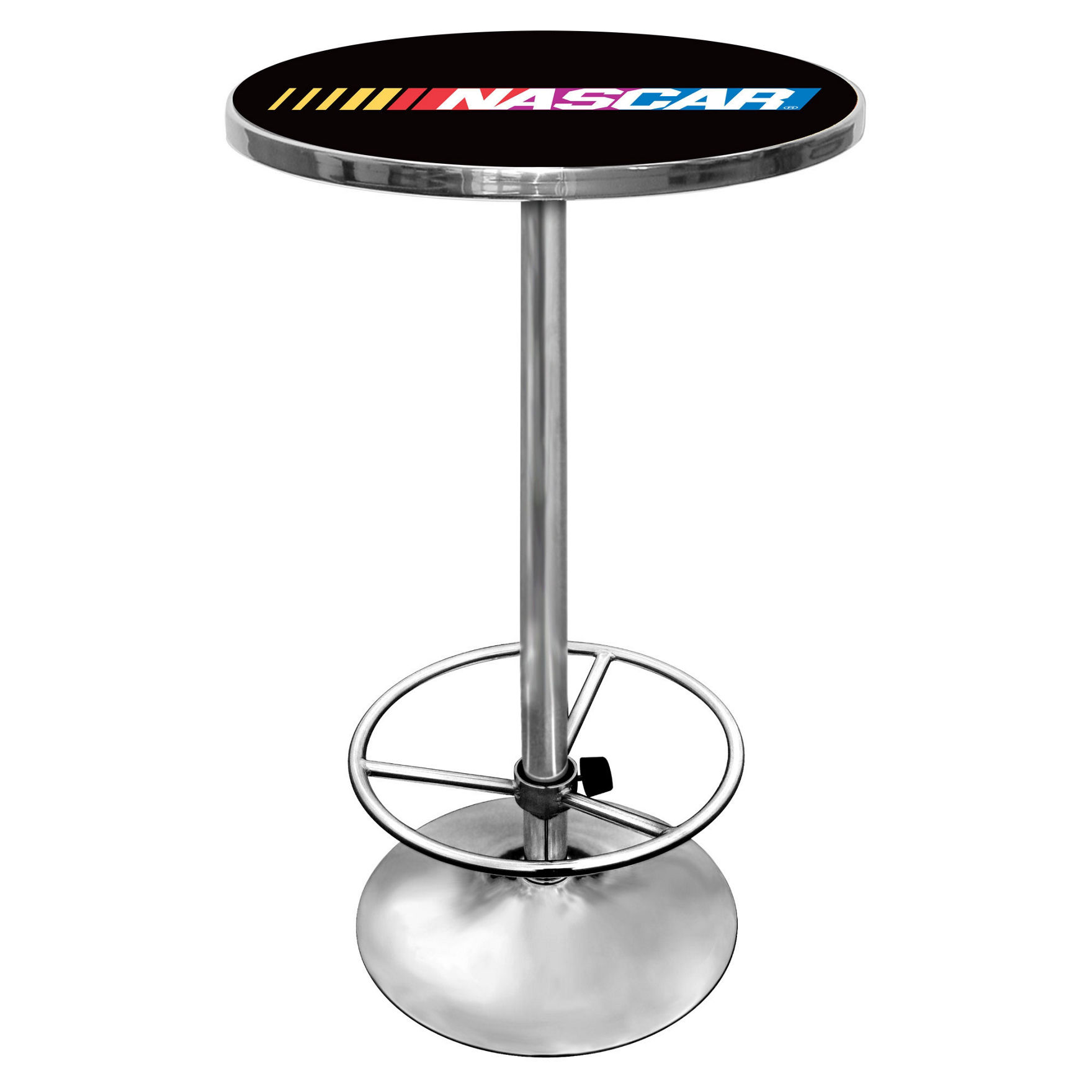 Nascar Black Table Lamps Game Room