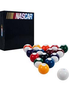 NASCAR Billiard Ball Set