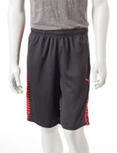 Puma® Grey Formstripe Shorts