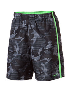 Nike® Volley Camo Print Swim Shorts