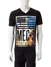 Marc Ecko MEC & Flag T-Shirt