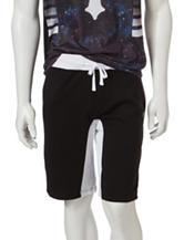 Zoo York Color Block Locked Knit Shorts
