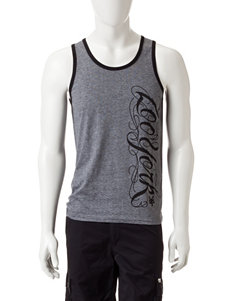 Zoo York Heather Grey Tank