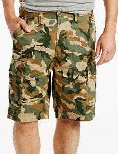 Levi's Camo Print Carrier Shorts