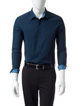 Axist Ultra Series® Blue Prism Print Woven Shirt