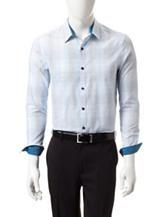 Axist Ultra Series® Grid Plaid Print Woven Shirt
