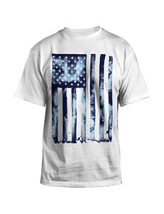 Hybrid Liquid Flag T-Shirt
