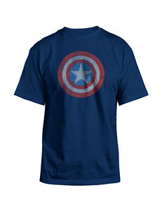 Marvel Captain America Shield T-shirt